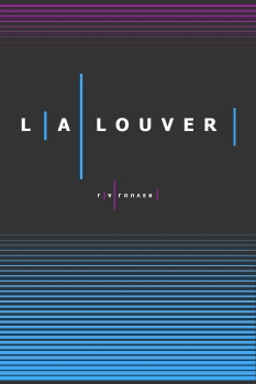 2013, LA Louver Gallery 37 Artists, 78% Male,22% Female.  April Friges, 2013.  Courtesy of April Friges.